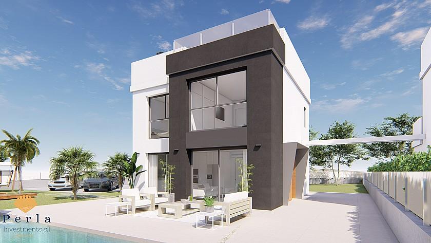 Stílhreint einbýli í Alicante - Perla Investments