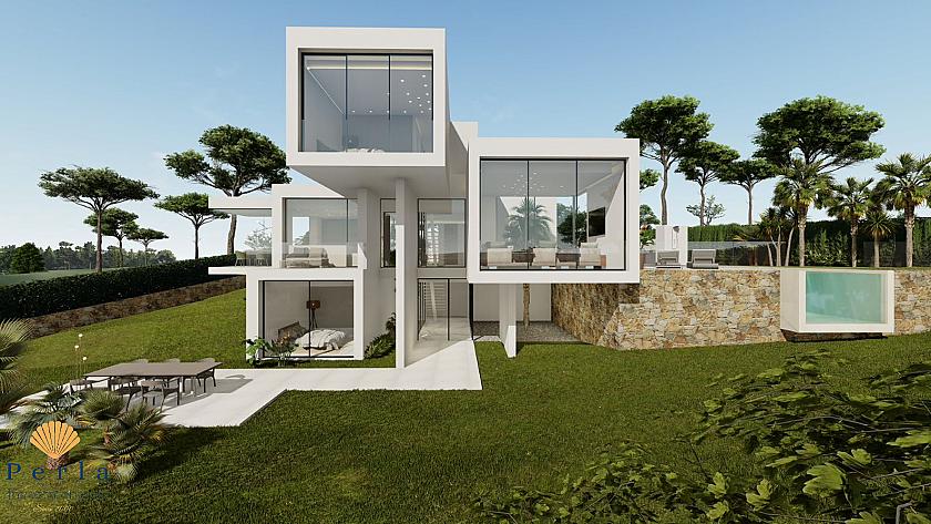 Nútímalegt lúxus einbýli á Las Colinas  - Perla Investments